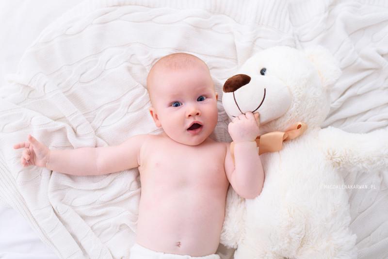 Michał_17_sesja niemowlęca