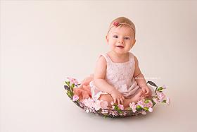 sesja niemowlęca Gliwice, fotografia dziecięca