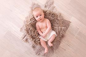 sesja niemowlęca Katowice, fotografia dziecięca
