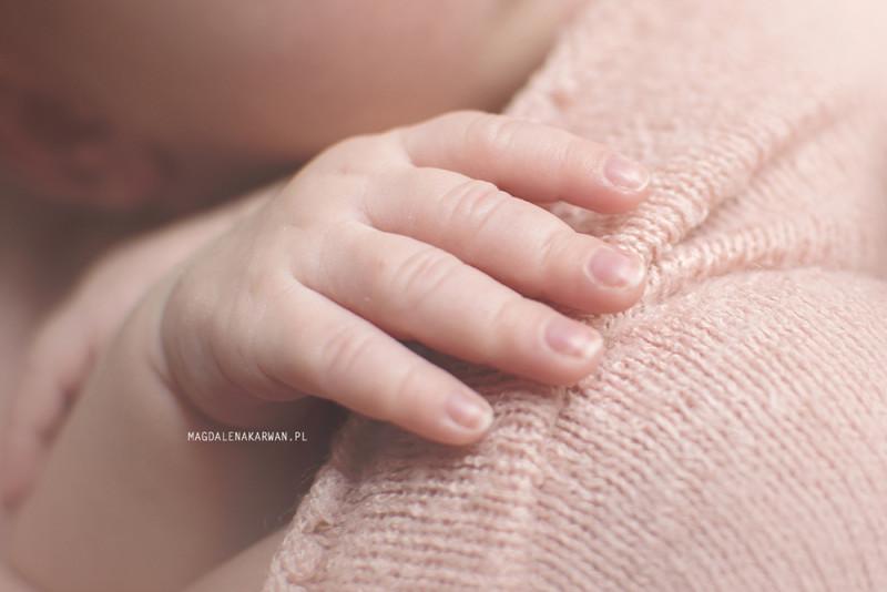 zdjęcia z noworodkiem