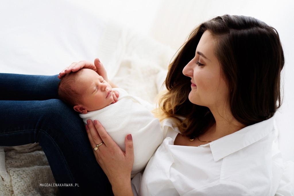 sesja noworodkowa katowice